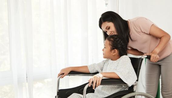 Enfant polyhandicapé : des apports caloriques et hydriques insuffisants