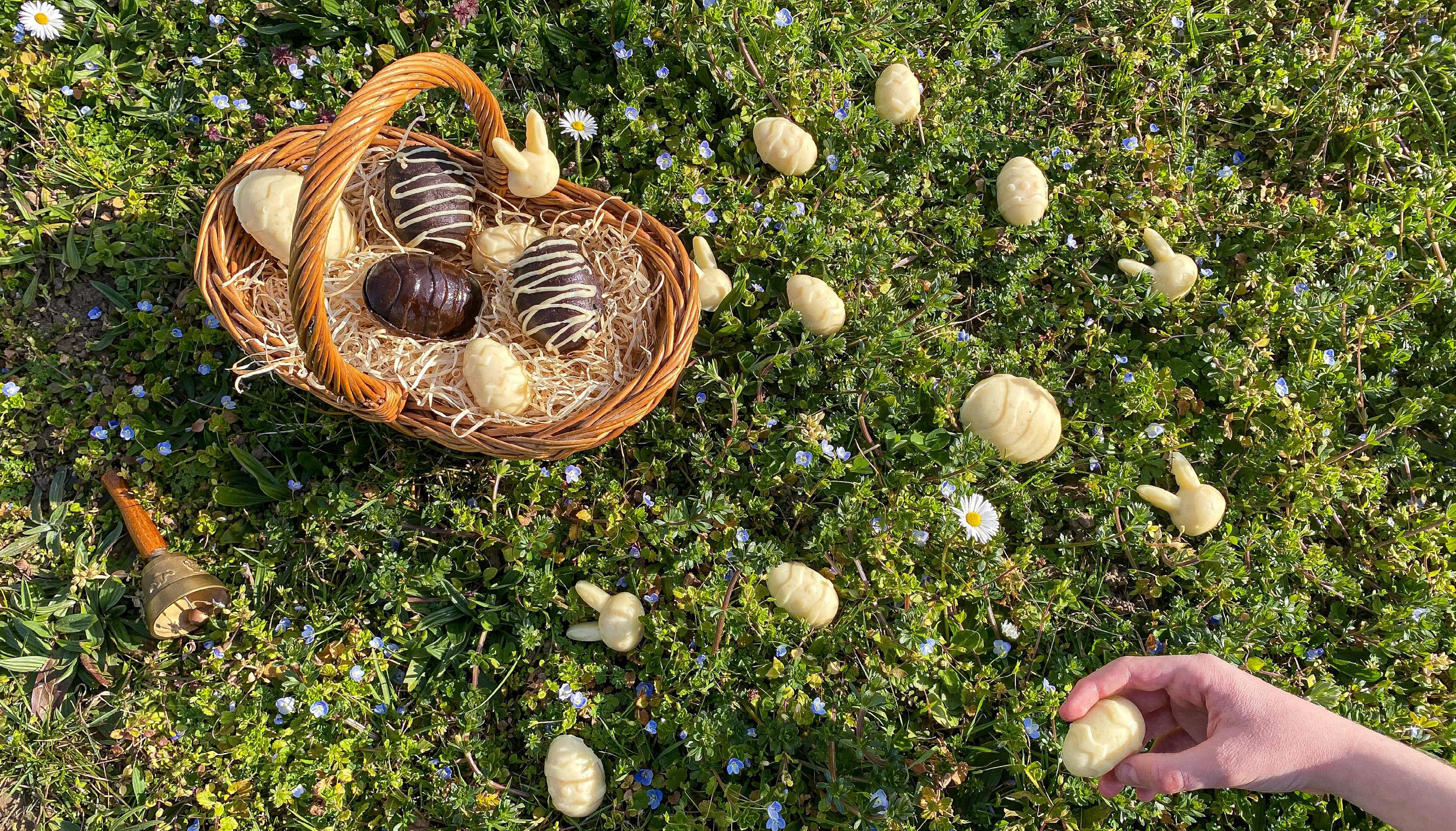 Idée recette : Œufs de Pâques