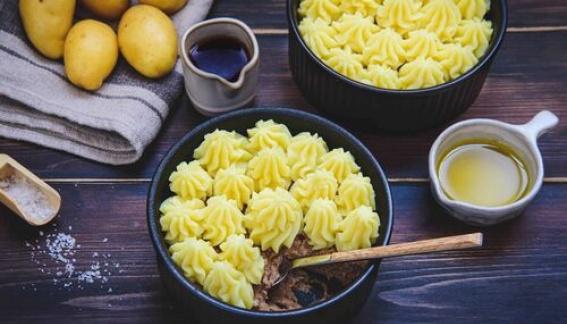 Hachis parmentier recette les Cuisinés Mixés