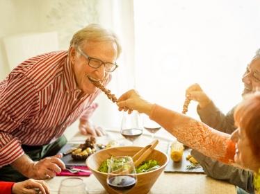 Insuffisants rénaux chroniques: les sens influencent leur prise alimentaire