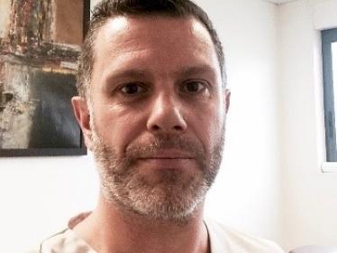 Grégoire Ferré, ostéopathe du Challenge Nutrisens Sport