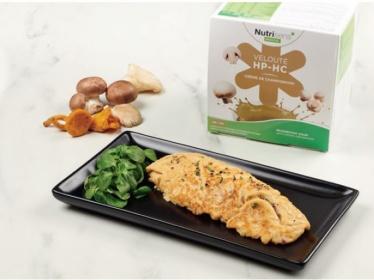 Recette pour enrichir : omelette aux champignons